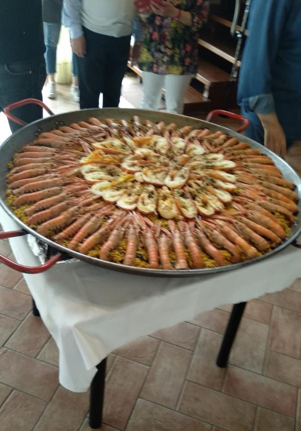 Agriturismo Ronchetrin - PAELLA E SANGRIA  pranzo
